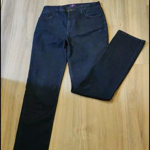 High rise NYDJ jeans size 10